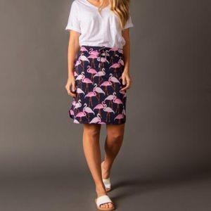 Agnes & Dora Flamingo Skirt